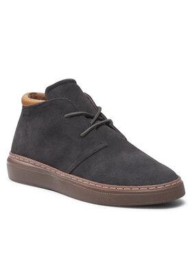 Gant Gant Šnurovacia obuv San Prep 23643068 Hnedá