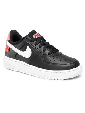 NIKE NIKE Cipő Force 1 Ww (PS) CN8539 001 Fekete