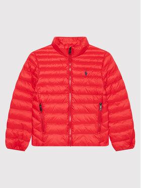 Polo Ralph Lauren Polo Ralph Lauren Pūkinė striukė Lt Wt Dwn Jk 323847233003 Raudona Regular Fit