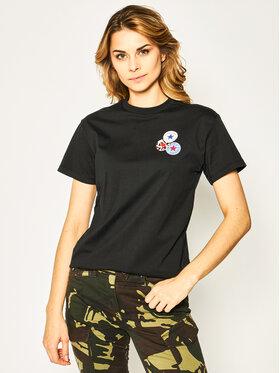 Converse Converse T-Shirt Logo Distort Tee 10019115-A02 Regular Fit