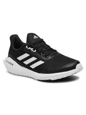 adidas adidas Boty Eq21 Run J FX2248 Černá