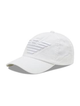 Emporio Armani Emporio Armani Cappellino 627522 CC995 00010 Bianco