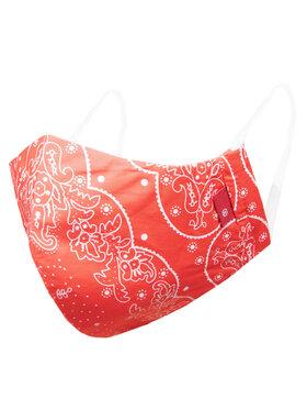 Levi's® Levi's® Platnena zaštitna maska 87580-0010 Crvena