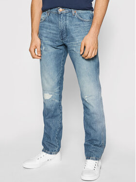 Wrangler Wrangler Jeans Greensboro W15QY1367 Blau Regular Fit