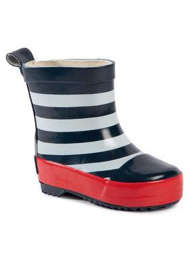 Playshoes Playshoes Gumáky 180340 Tmavomodrá