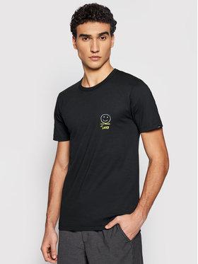 Vans Vans T-shirt CHRIS JOHANSON Vintage VN0A5EB7 Nero Slim Fit