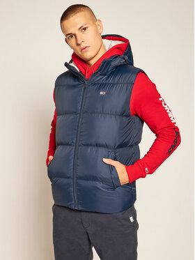 Tommy Jeans Tommy Jeans Weste DM0DM09374 Dunkelblau Regular Fit