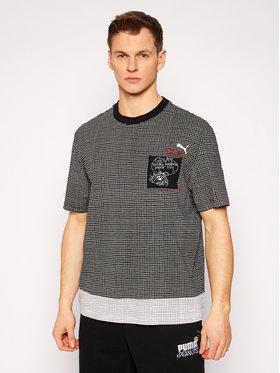 Puma Puma T-shirt MICHAEL LAU Pkt Tee 530360 Crna Regular Fit