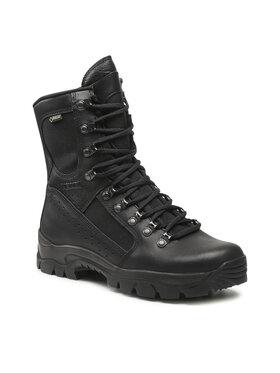 Meindl Meindl Chaussures de trekking Kampfstiefel Leic GORE-TEX 3673 Noir
