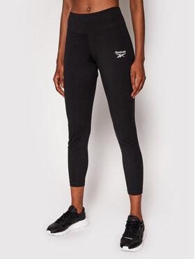 Reebok Reebok Leggings Identity GL2557 Nero Slim Fit