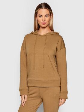 Marella Marella Sweatshirt Uscio 39260119 Marron Regular Fit