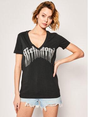John Richmond John Richmond T-Shirt Neill RWP20115TS Szary Regular Fit