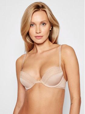 Calvin Klein Underwear Calvin Klein Underwear Pakelianti (push-up) liemenėlė 000QF5145E Smėlio