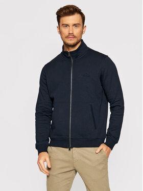 Woolrich Woolrich Majica dugih rukava Luxury CFWOSW0102MRUT2724 Tamnoplava Regular Fit