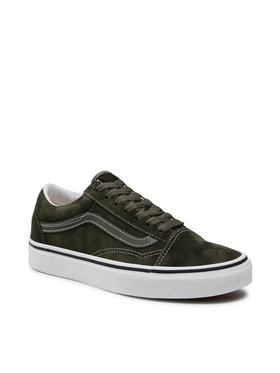 Vans Vans Πάνινα παπούτσια Old Skool Πράσινο