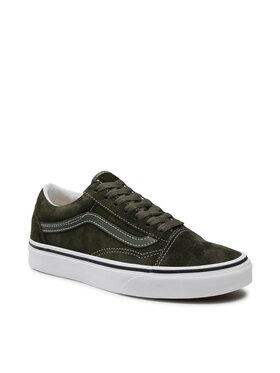 Vans Vans Sneakers aus Stoff Old Skool Grün