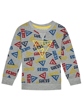 Guess Guess Sweatshirt N1YQ05 KA6R0 Gris Regular Fit