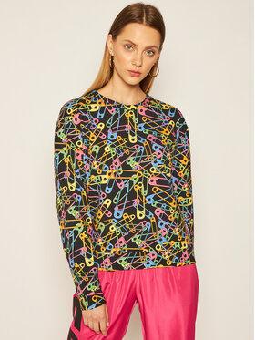 MOSCHINO Underwear & Swim MOSCHINO Underwear & Swim Sweatshirt 17 309 014 Schwarz Regular Fit