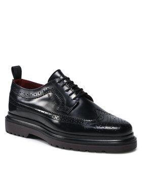Gant Gant Félcipő Beaumont 23631173 Fekete
