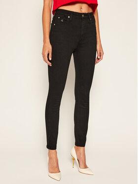 Calvin Klein Jeans Calvin Klein Jeans Blugi Skinny Fit High Rise J20J214104 Negru Skinny Fit