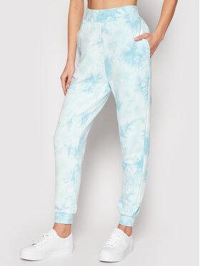 Guess Guess Teplákové kalhoty O1GA38 K68I1 Modrá Regular Fit