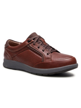 Clarks Clarks Pantofi Un Trail Form2 261550987 Maro
