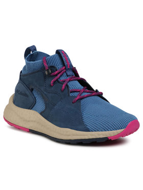 Columbia Columbia Sneakersy Sh/Ft Outdry Mid BL1020 Tmavomodrá