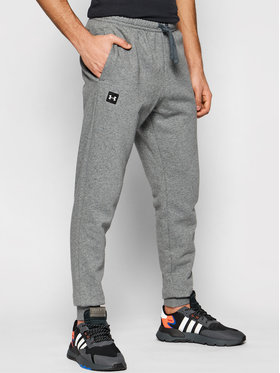 Under Armour Under Armour Παντελόνι φόρμας Ua Rival Fleece 1357128 Γκρι Loose Fit