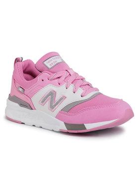 New Balance New Balance Laisvalaikio batai GR997HVP Rožinė