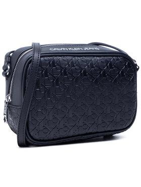 Calvin Klein Jeans Calvin Klein Jeans Kabelka Camera Bag Aop K60K608141 Čierna