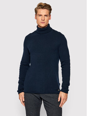 JOOP! Jeans JOOP! Jeans Pull à col roulé 15 Jjk-31Lembert 30028888 Bleu marine Regular Fit