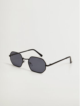 Mango Mango Okulary przeciwsłoneczne Tess 17000178 Czarny