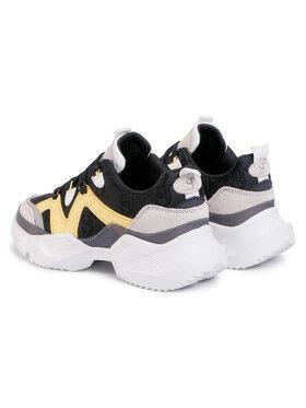 SuperTrash SuperTrash Sneakersy Nika Emb W 2011 031502 Černá