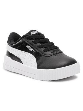 Puma Puma Sneakersy Carina Snake Ac Inf 373666 02 Čierna