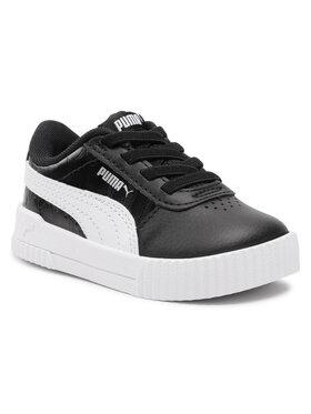 Puma Puma Sneakersy Carina Snake Ac Inf 373666 02 Czarny