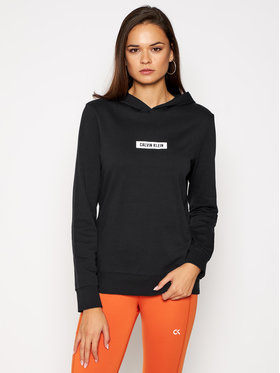 Calvin Klein Performance Calvin Klein Performance Felpa 00GWF0W334 Nero Regular Fit