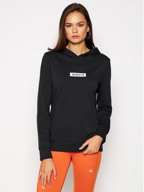 Calvin Klein Performance Calvin Klein Performance Суитшърт 00GWF0W334 Черен Regular Fit