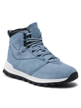4F 4F Trekingová obuv D4Z20-OBDH206 Modrá