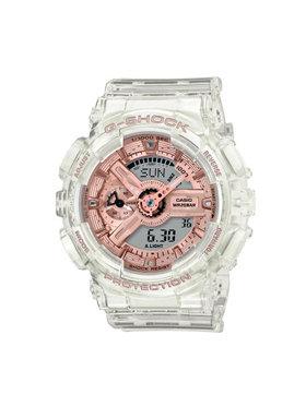 G-Shock G-Shock Часовник GMA-S110SR-7AER Бял