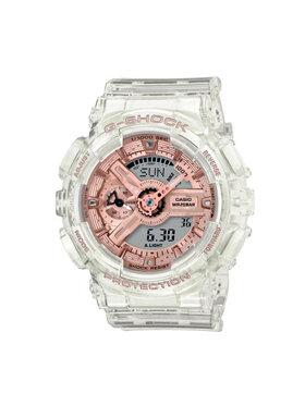 G-Shock G-Shock Ρολόι GMA-S110SR-7AER Λευκό