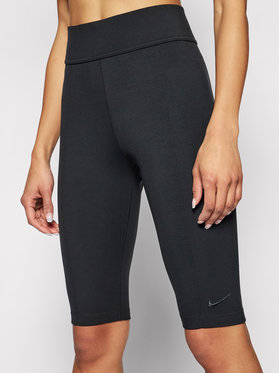 Nike Nike Leginsai Sportswear Essential CZ9030 Juoda Tight Fit