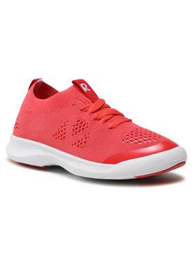 Reima Reima Sneakersy Fresh Slipon 569333 Červená