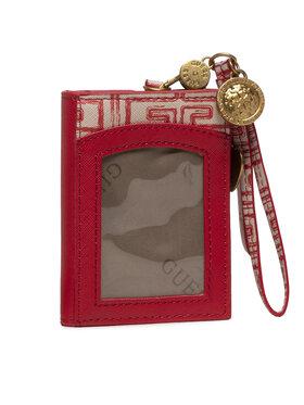 Guess Guess Мале жіноче портмоне RW7393 P1401 Червоний