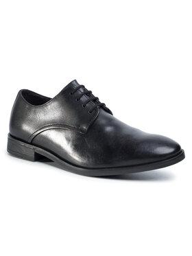 Clarks Clarks Pantofi Stanford Walk 261478937 Negru
