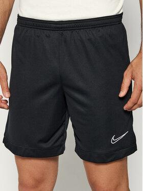 NIKE NIKE Sportovní kraťasy Dry Academy AJ9994 Černá Slim Fit