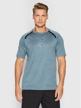 Nike Nike T-Shirt Tech Pack CU3764 Niebieski Standard Fit