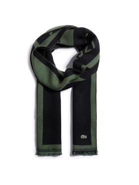 Lacoste Lacoste Κασκόλ RE3679 Πράσινο