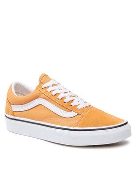 Vans Vans Teniszcipő Old Skool VN0A3WKT3SP1 Narancssárga