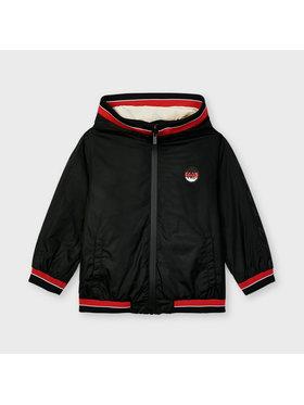 Mayoral Mayoral Átmeneti kabát 3415 Fekete Regular Fit