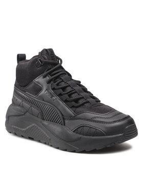 Puma Puma Kotníková obuv X-Ray 2 Square Mid L Wtr 383218 01 Černá